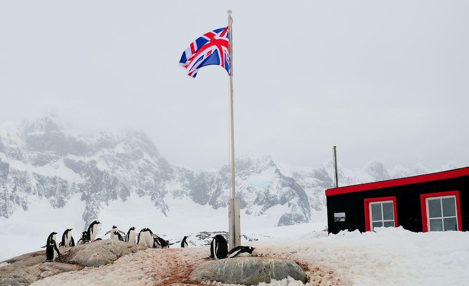 Der Antarktisvertrag regelt genau die Schutzbestimmungen an den einzelnen Landeorte wie Port Lockroy. Dadurch steigen die Biodiversität und die Populationen, was wiederum attraktiver für Touristen ist. Bild: Michael Wenger