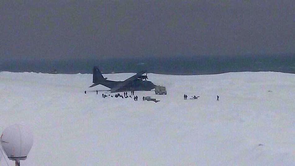 Das beschädigte Flugzeug gehörte zur brasilianischen Luftwaffe und war ein Teil des brasilianischen Antarktis-Programms (Proantar), das operative Unterstützung für die Forschung in der Region bietet.