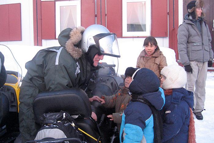 Chukotka-Kinder