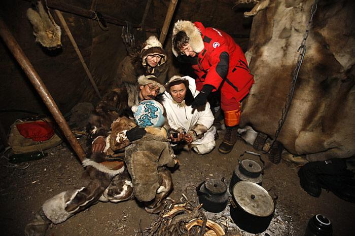 Chukotka-Zelt