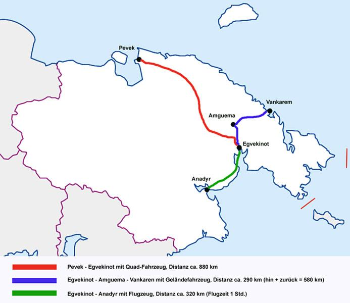 Chukotka-Route-Detail