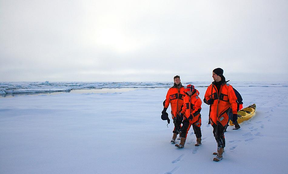 Die führenden Polarforschungsinstitute Europas bündeln erstmals ihre Kompetenzen, um in Zukunft noch enger zusammenzuarbeiten. (Foto: Alfred-Wegener-Institut/Stefan Hendricks)