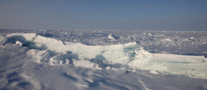 Ruhe am Nordpol