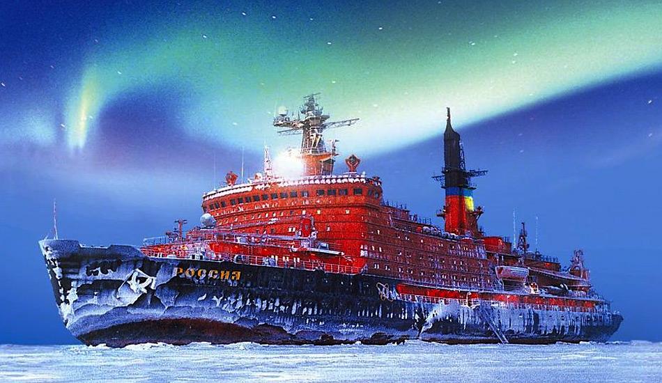 Die meisten noch in Betrieb stehenden russischen Eisbrecher stammen aus den 1980er Jahren und sollen nun ersetzt werden.