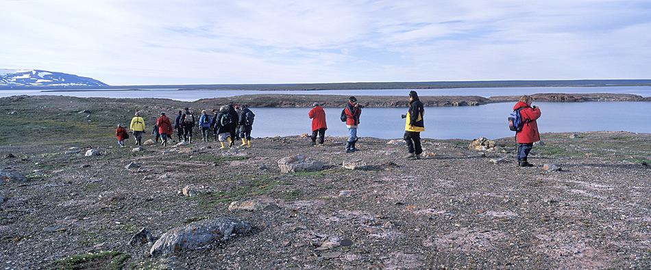 Für die Besucher von Spitzbergen dürfte sich gemäss neusten Beschlüssen nicht viel ändern.