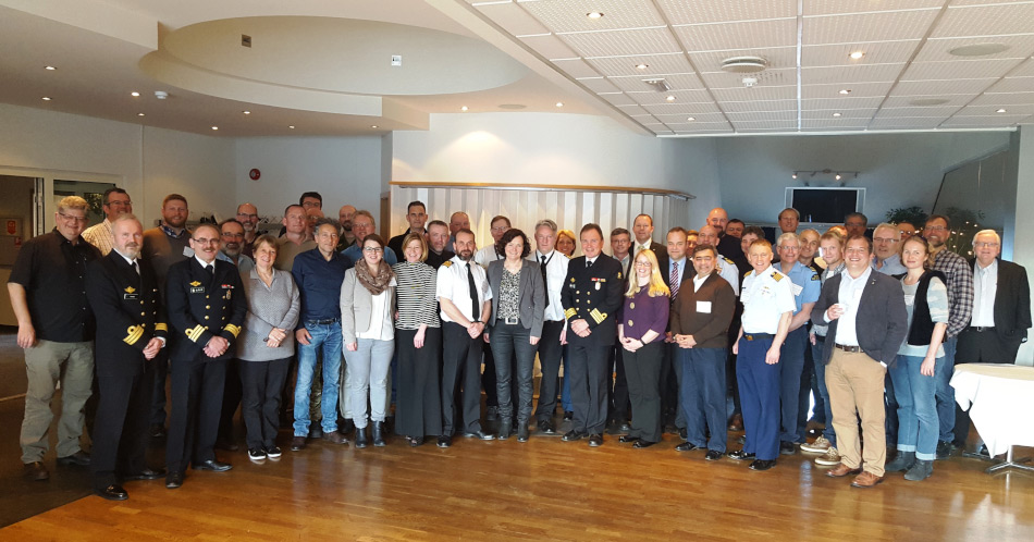 Das Meeting, von der AECO organisiert, wurde von verschiedenen AECO-Mitgliedern SAR-Anbietern besucht. Bild: Ilja Leo Lang